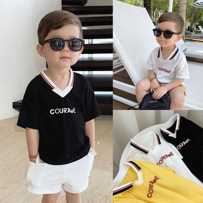 áo thun polo tay ngắn cho bé trai - 13970445 , 2743292320 , 322_2743292320 , 325700 , ao-thun-polo-tay-ngan-cho-be-trai-322_2743292320 , shopee.vn , áo thun polo tay ngắn cho bé trai