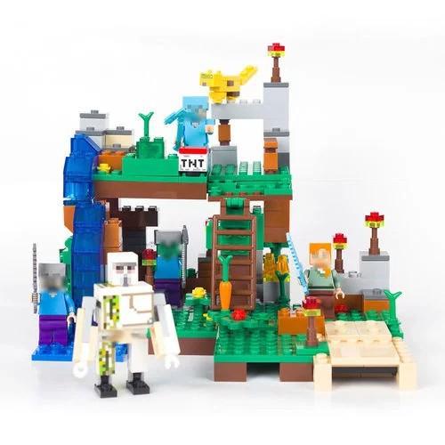 Bộ đồ chơi lắp ghép Minecraft - đồ chơi trẻ em