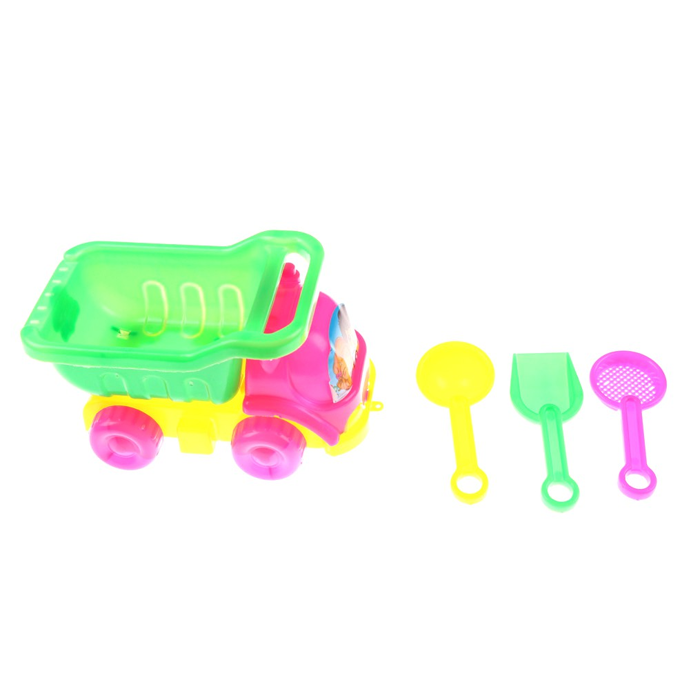 Beach Toys Playset for Kids Dump Truck Sand Shovel Set for baby Gift Outdoor Toy
