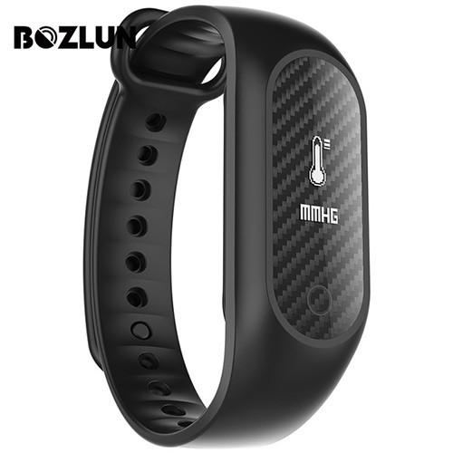 Vòng đeo tay thông minh Bozlun B15S đo nhịp tim, huyết áp, nồng độ oxy