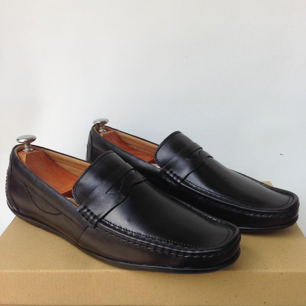 [DA BÒ THẬT][SALE GIÁ SỈ] Xưởng sản xuất giày lười mọi nam da bò - 3547007 , 1260523174 , 322_1260523174 , 255000 , DA-BO-THATSALE-GIA-SI-Xuong-san-xuat-giay-luoi-moi-nam-da-bo-322_1260523174 , shopee.vn , [DA BÒ THẬT][SALE GIÁ SỈ] Xưởng sản xuất giày lười mọi nam da bò