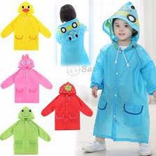 Áo mưa trẻ em xuất Nhật thumbnail