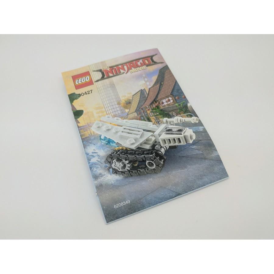 Bộ Xếp Hình Xe Tăng Băng LEGO Ninjago 30427 (71 chi tiết)