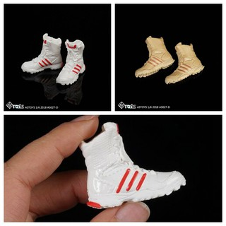 1/6 ASTOYS AS027 Female Combat Shoes Boots F 12″ Removable Feet Figure