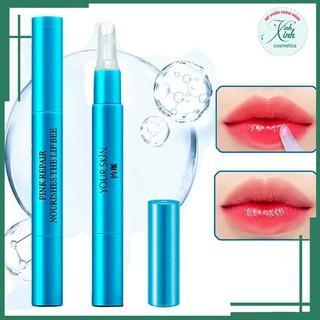 [Chính hãng] Gel khóa môi BIQUANTANG gel khoá son môi giúp son bền màu không trôi không lem gel giữ màu môi lâu trôi