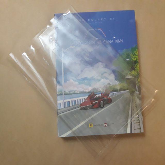 Bọc plastic cho sách - 3307582 , 1294179877 , 322_1294179877 , 10000 , Boc-plastic-cho-sach-322_1294179877 , shopee.vn , Bọc plastic cho sách