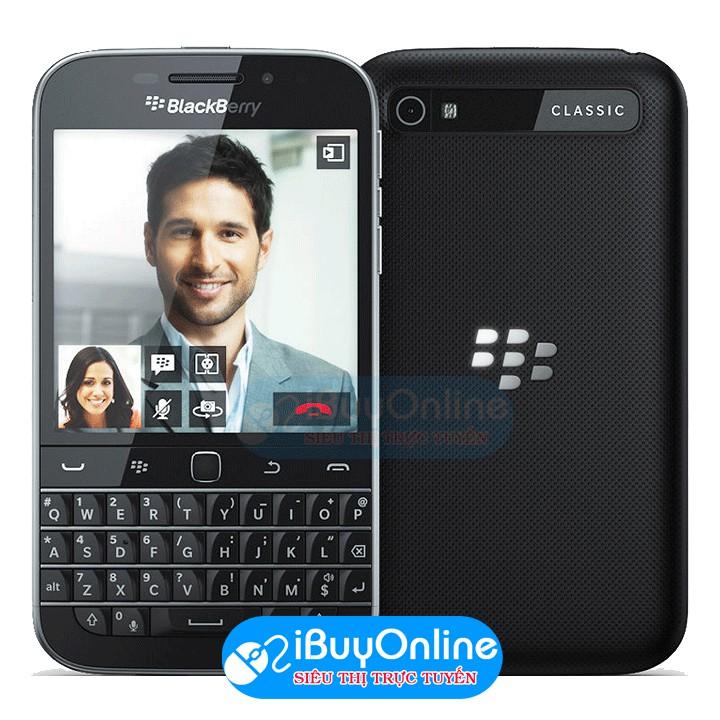 Điện thoại Blackberry Classic Q20 mới tồn kho chưa qua sử dụng