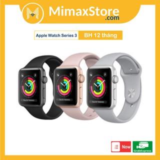 Đồng Hồ Thông Minh Apple Watch Series 3 GPS 38mm/42mm - Hàng Chính Hãng Apple - VN/A