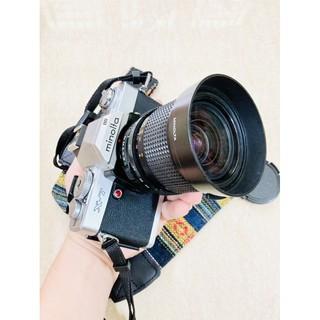 Máy ảnh film Minolta X7 + lens Minolta MD 35-70 f3.5 ngàm MD