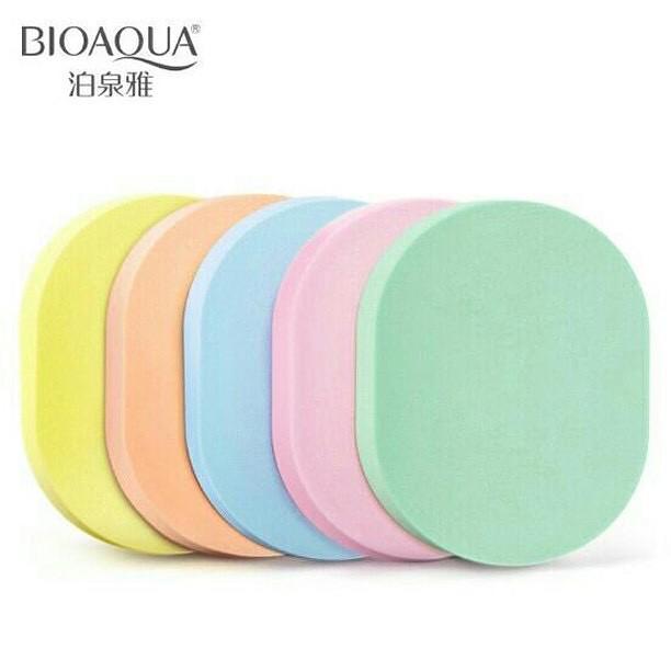 Miếng rửa mặt Bioaqua chính hãng