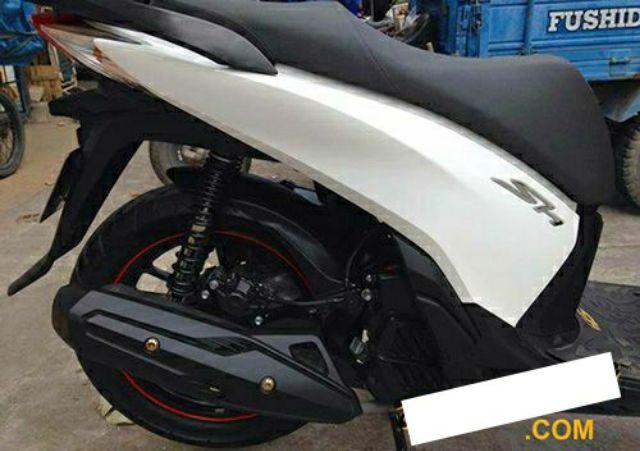 Ốp pô nhựa Click 125i Thái gắn được cho Air Blade/ SH/ Vario/ Click