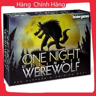 Ma Sói One Night bản gốc (One Night Ultimate Werewolf)_Hàng tốt