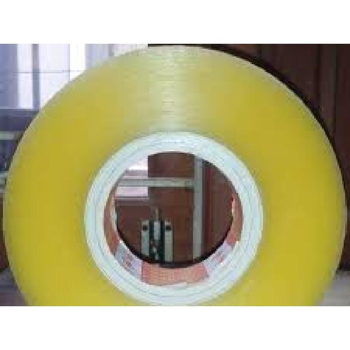 Băng dính trong vàng chanh 5cm 1kg