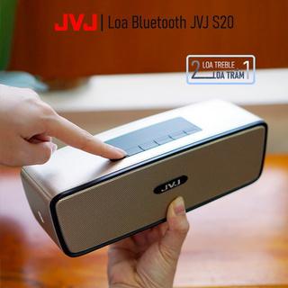 FREE SHIP Loa Bluetooth Không Dây Nghe Nhạc S20 - Loa Máy Tính Để Bàn cầm tay Hỗ Trợ Thẻ Nhớ, Usb, Dây 3.5, FM thumbnail