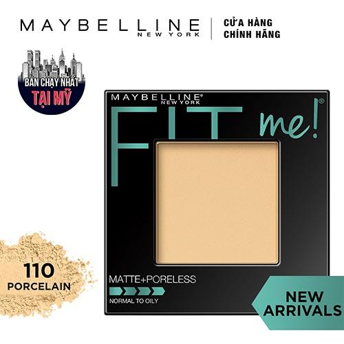 Phấn Mịn Lì Maybelline Fit Me Matte Poreless Powder 9g