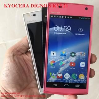 Kyocera KYL21- điện thoại Nhật nghe gọi, giải trí giá rẻ