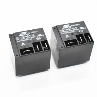 Power Relays SLC-05VDC-SL-C SLC-12VDC-SL-C SLC-24VDC-SL-C 30A T91 HF2100 A set of conversions 5PIN