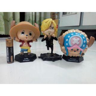 Set mô hình chibi One Piece