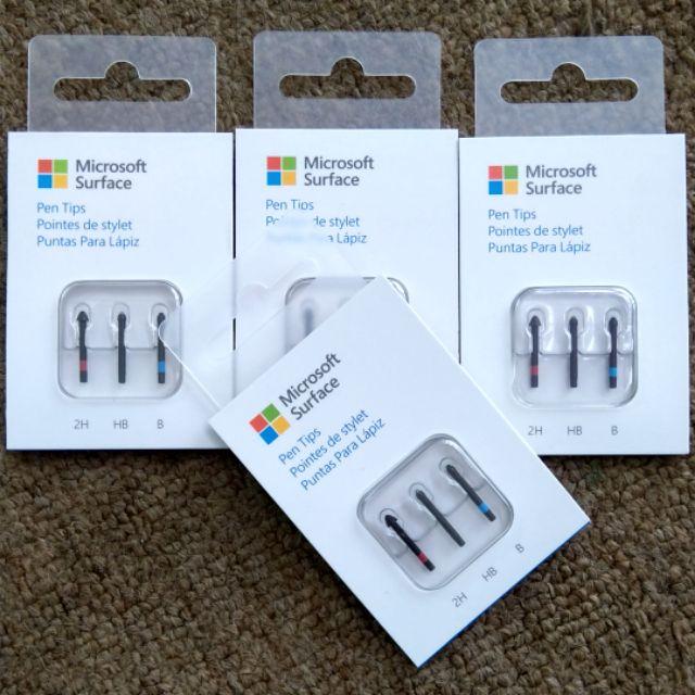 Ngòi bút Surface Pen 2017 - chính hãng Microsoft