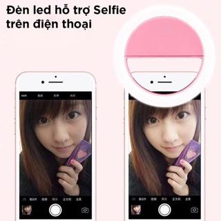 Đèn selfie Ring light cho điện thoại loại đẹp