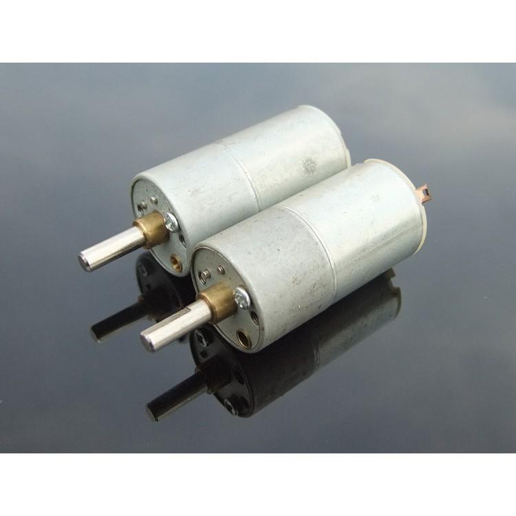 Động cơ giảm tốc K148 3-6V (động cơ mới do vỏ bị oxy hóa)
