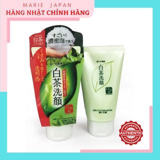 Sữa Rửa Mặt Trà Xanh Rohto Shirochasou Green Tea Foam 120g Nhật Bản thumbnail