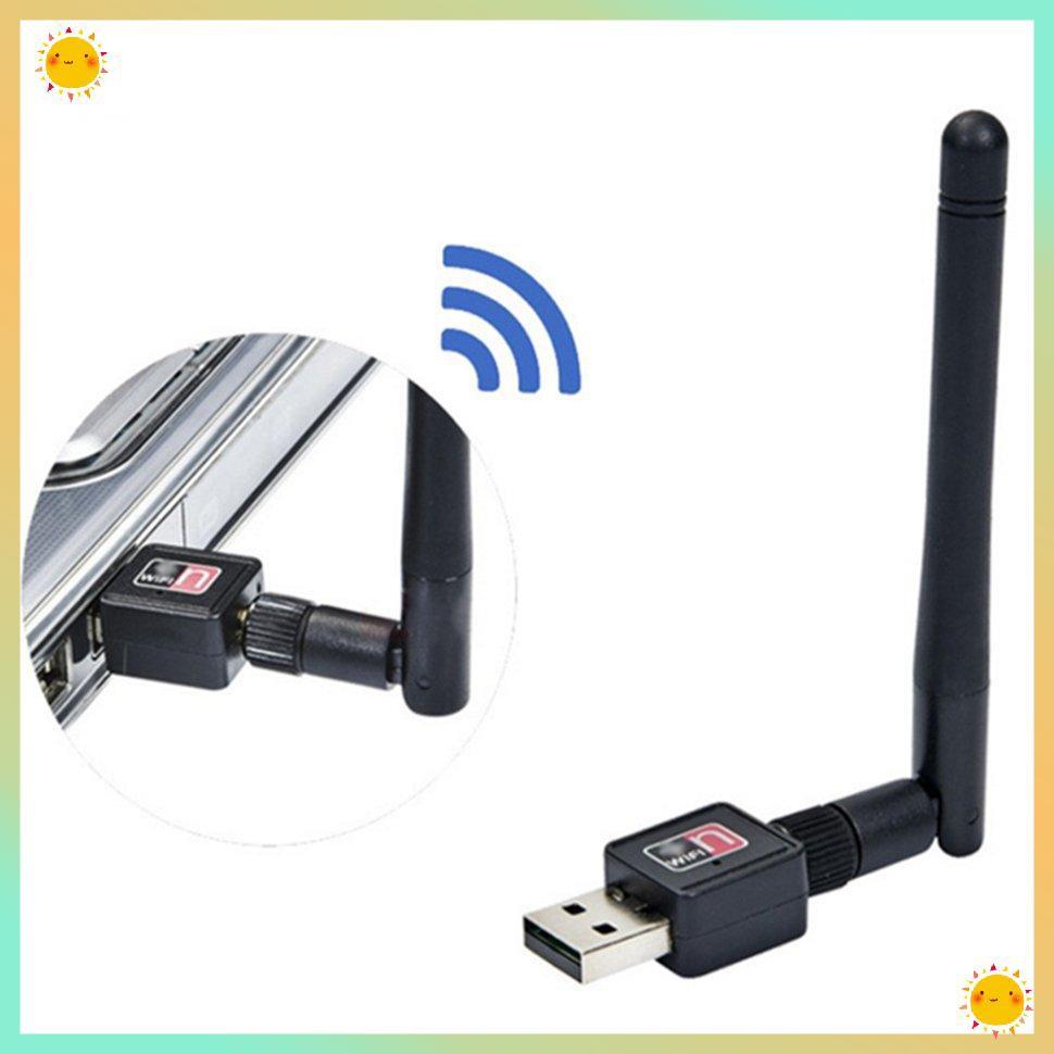 Bộ Chuyển Đổi Thẻ Mạng Wifi Không Dây Hình Vuông Nhỏ