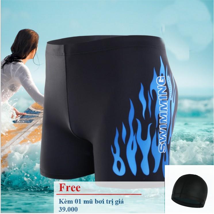 Quần bơi nam phong cách thể thao ZOZO QB_6099 (tặng mũ bơi) - 3073915 , 389352612 , 322_389352612 , 150000 , Quan-boi-nam-phong-cach-the-thao-ZOZO-QB_6099-tang-mu-boi-322_389352612 , shopee.vn , Quần bơi nam phong cách thể thao ZOZO QB_6099 (tặng mũ bơi)