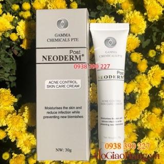 Post Neoderm kem mụn ngăn ngừa và hỗ trợ điều trị mụn