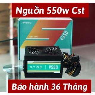Yêu ThíchNguồn Antec CST 550w Mới Bảo hành 36 Tháng