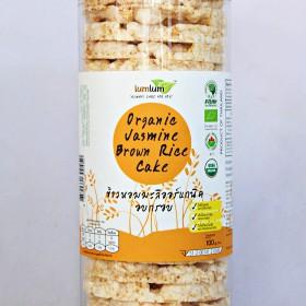 Bánh gạo lứt hương lài hữu cơ LumLum - 3067500 , 793005245 , 322_793005245 , 65000 , Banh-gao-lut-huong-lai-huu-co-LumLum-322_793005245 , shopee.vn , Bánh gạo lứt hương lài hữu cơ LumLum
