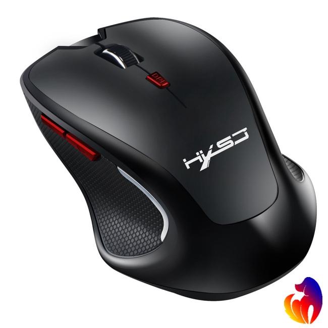 Chuột không dây Bluetooth 3.0 2400 DPI