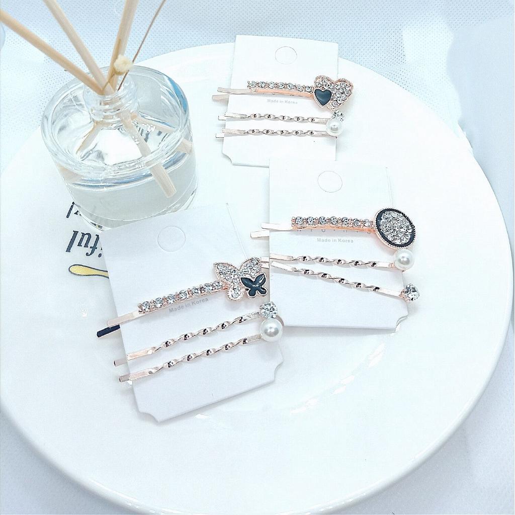 [Mã FSS09JAN hoàn 20% XU đơn từ 0đ]Korean diamond hair clip - 21843144 , 2298727514 , 322_2298727514 , 22440 , Ma-FSS09JAN-hoan-20Phan-Tram-XU-don-tu-0dKorean-diamond-hair-clip-322_2298727514 , shopee.vn , [Mã FSS09JAN hoàn 20% XU đơn từ 0đ]Korean diamond hair clip