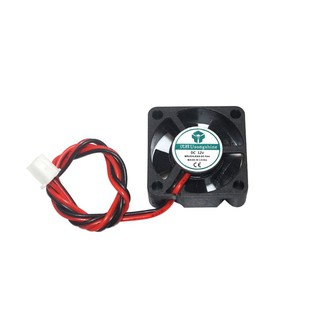 Wond 1PC DC 2Pin Mini 3010 Cooling Fan 5V/12V/24V 30MM 30x30x10mm Small Exhaust Fan for 3D Printer 3010 2 pin for 3d printer