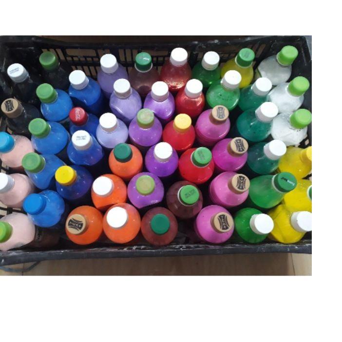 Màu nước tô tượng chai 300ml – Màu chuẩn đẹp