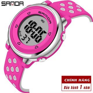 Đồng hồ Trẻ em SANDA JAPAN, Thương hiệu Cao Cấp Của Nhật, Chống Nước Tốt thumbnail