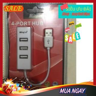 HUB USB minglu 4 port 2.0 thumbnail
