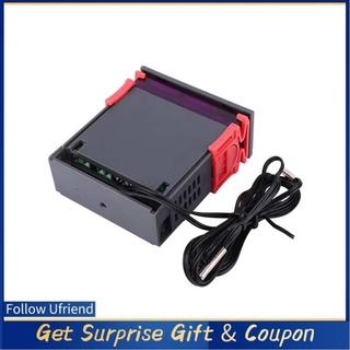 Ufriend 12V/24V/110V STC-3008 Digital Smart Thermostat Controller Switch with 2 NTC