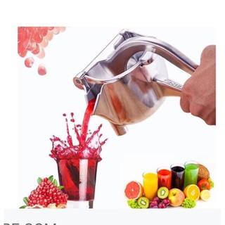 Dụng cụ ép trái cây hoa quả cầm tay chuyên dụng (chặn lọc hợp kim, không dùng chặn lọc nhựa)