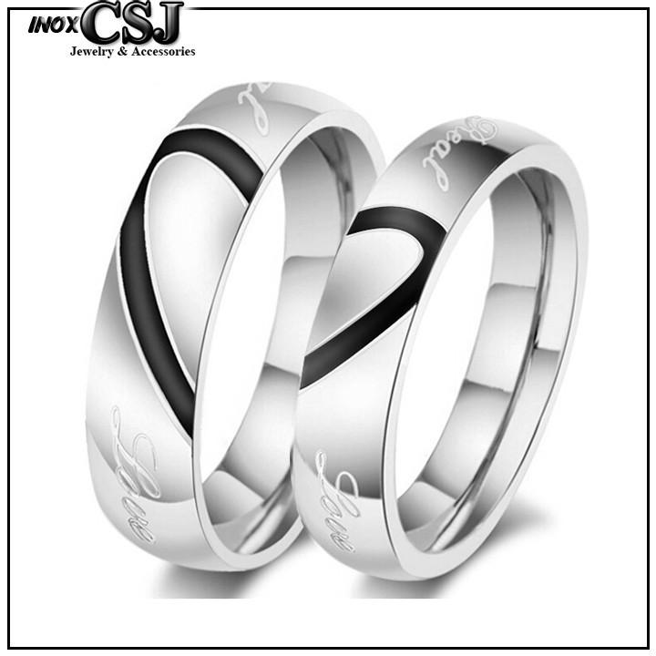 [Bicasa] 02 chiếc nhẫn cặp đôi tình yêu trái tim ghép cao cấp đẹp, không đen - tặng hộp đựng xinh xắn - 22299719 , 4809132236 , 322_4809132236 , 64000 , Bicasa-02-chiec-nhan-cap-doi-tinh-yeu-trai-tim-ghep-cao-cap-dep-khong-den-tang-hop-dung-xinh-xan-322_4809132236 , shopee.vn , [Bicasa] 02 chiếc nhẫn cặp đôi tình yêu trái tim ghép cao cấp đẹp, không đe
