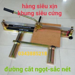 Máy cắt gạch bàn đẩy tay nakata 80cm- 1mét