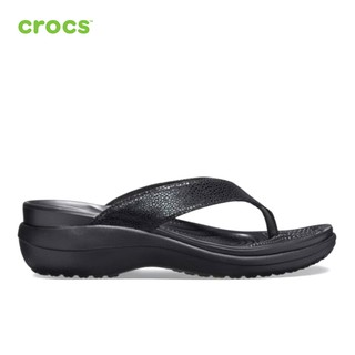 Dép xỏ ngón Nữ Crocs - 205782-060 thumbnail