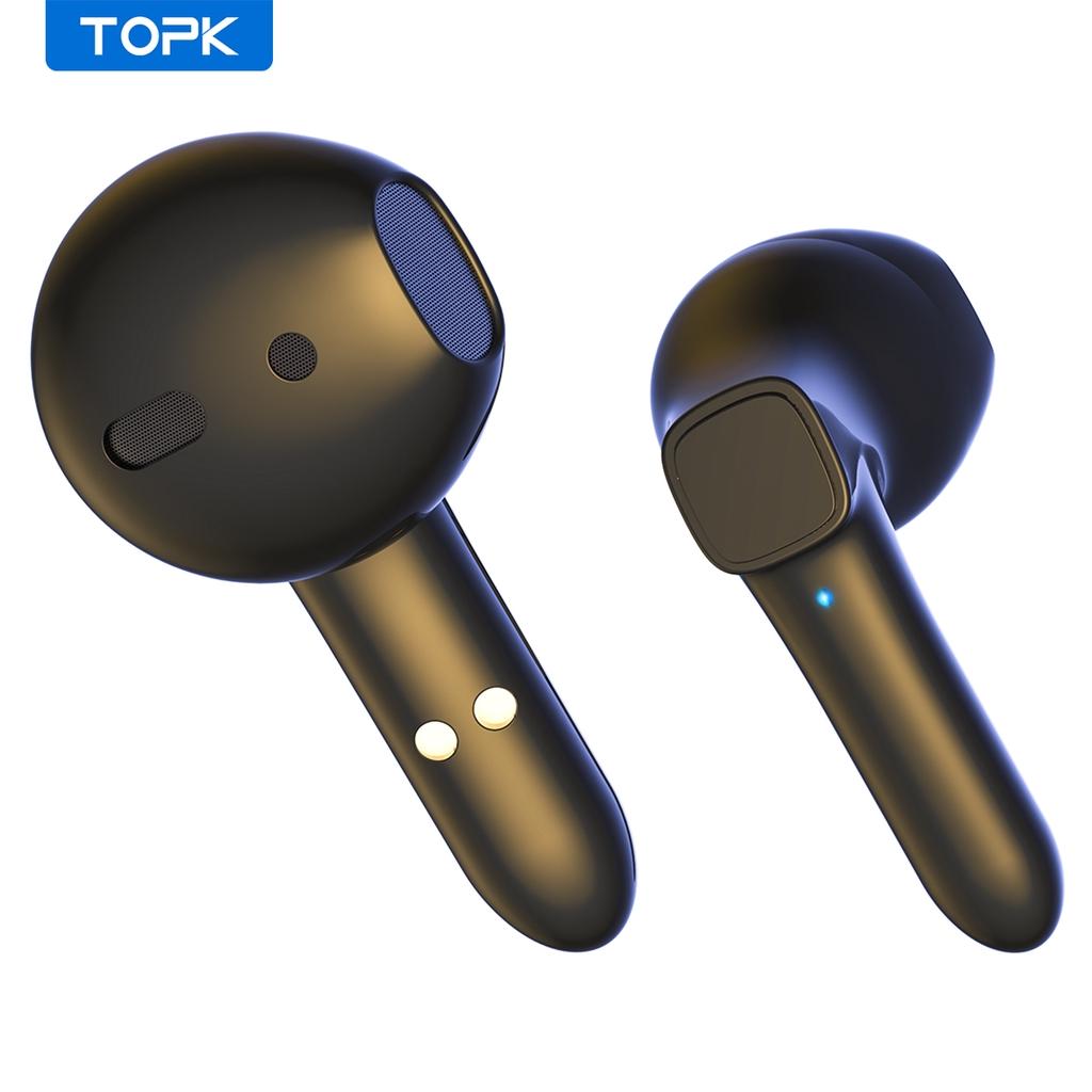 Tai nghe Bluetooth không dây TOPK T20 TWS chất lượng cao