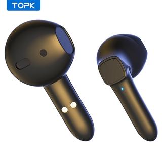Tai Nghe Không Dây TOPK T20 TWS Kết Nối Bluetooth Chất Lượng Cao
