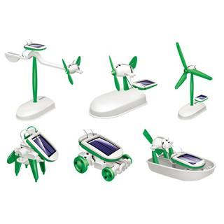 Bộ đồ chơi lắp ghép năng lượng mặt trời 6 in 1 (253) khohangsi3850