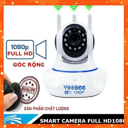 Camera IP Yoosee Góc Rộng FULL HD 1080P - [Nhập ELCA07 giảm đến