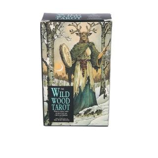 [Mua 1 tặng 2]Bộ bài Wildwood Tarot