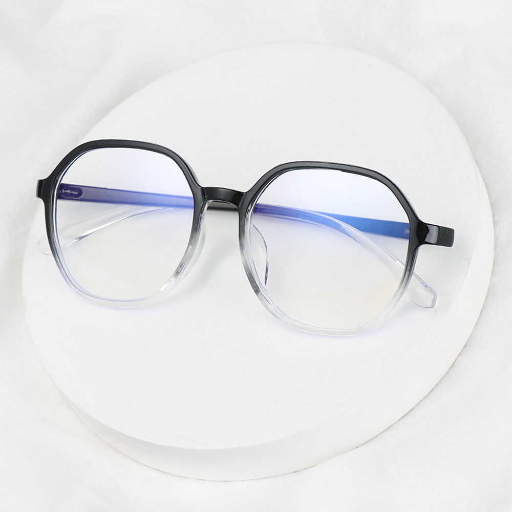 👗KAREN💍 Unisex Computer Goggles Radiation Protection Eyeglasses Myopia Glasses Vision Care Ultralight Anti-UV Blue Rays Fashion Flat Mirror Eyewear