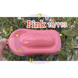 113 _ Chai sơn xịt sơn xe máy Samurai 113 màu hồng _ Pink thumbnail