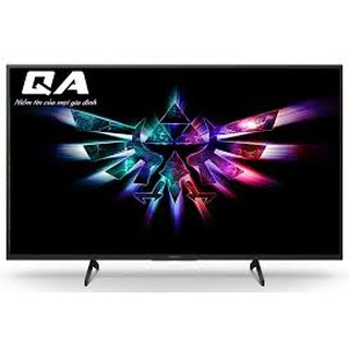 Smart Tivi 4K 75 inch Sony KD-75X8050H HDR AndroidModel Mới
